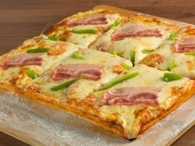 Pizza by meter Gold